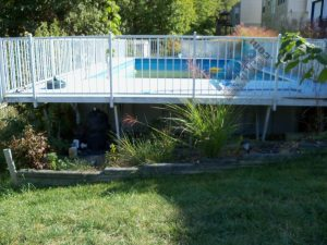 Above Ground Pool Removal Services- Company in Maryland
