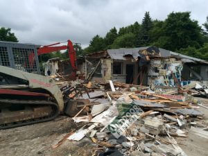 Pool House Demolition Services- Top Rated Maryland Company