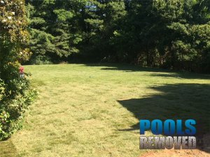 After Tennis Court Removal Virginia- Removal Company