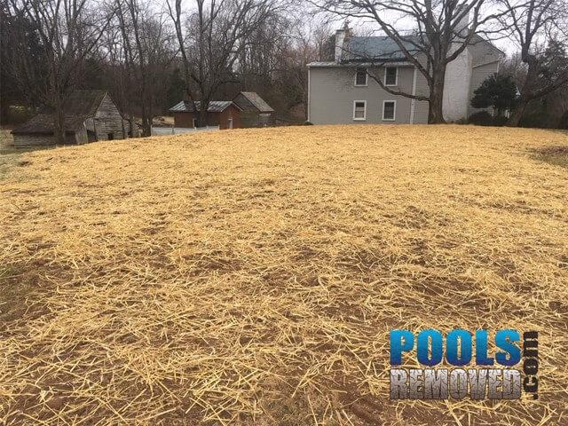 Pool Removal in Fairfax VA