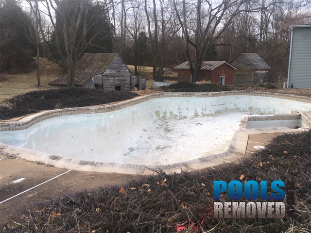 VA pool demolition experts