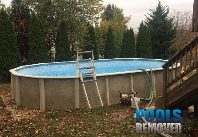 expert pool removal in Fairfax VA