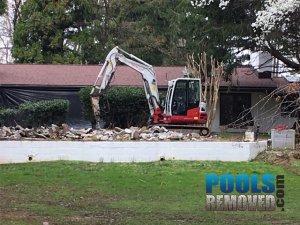 MD VA Pool Removal Company