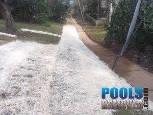 Remove a swimming pool MD & VA