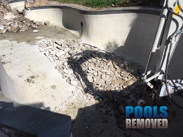 Remove a swimming pool ellicott city Md