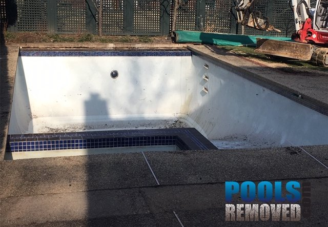 Pool demolition company bethesda md