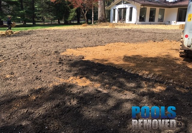 Maryland Pool Removal contractor